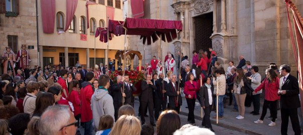 Seguici i Processó de les Santes Espines